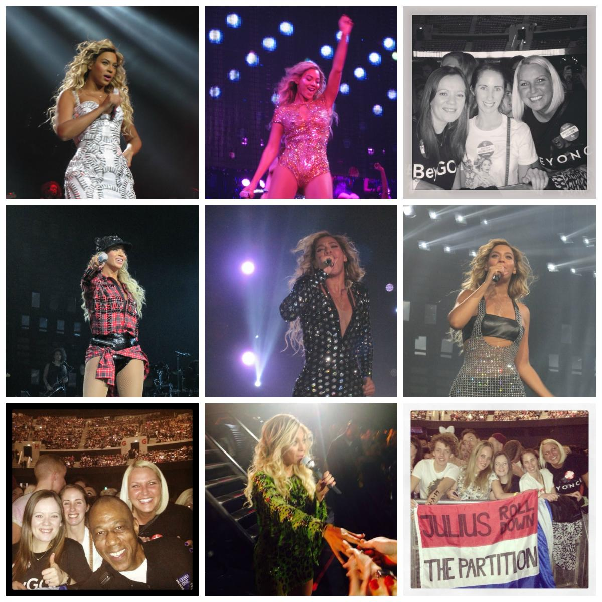 Beyonce Collage 1