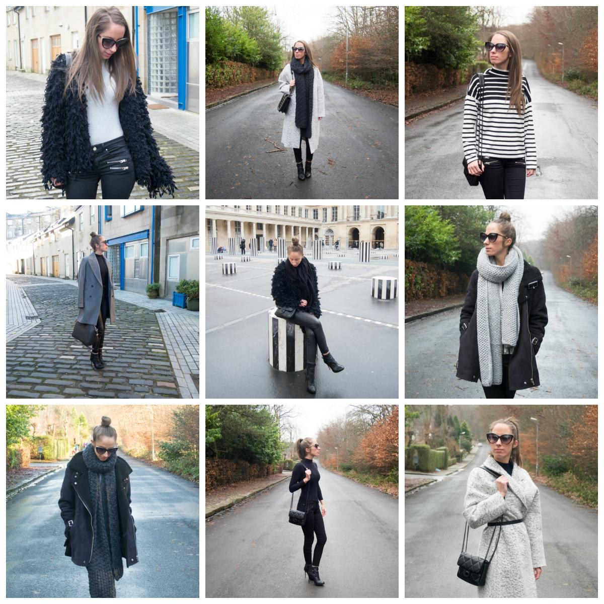 February Outfits 1