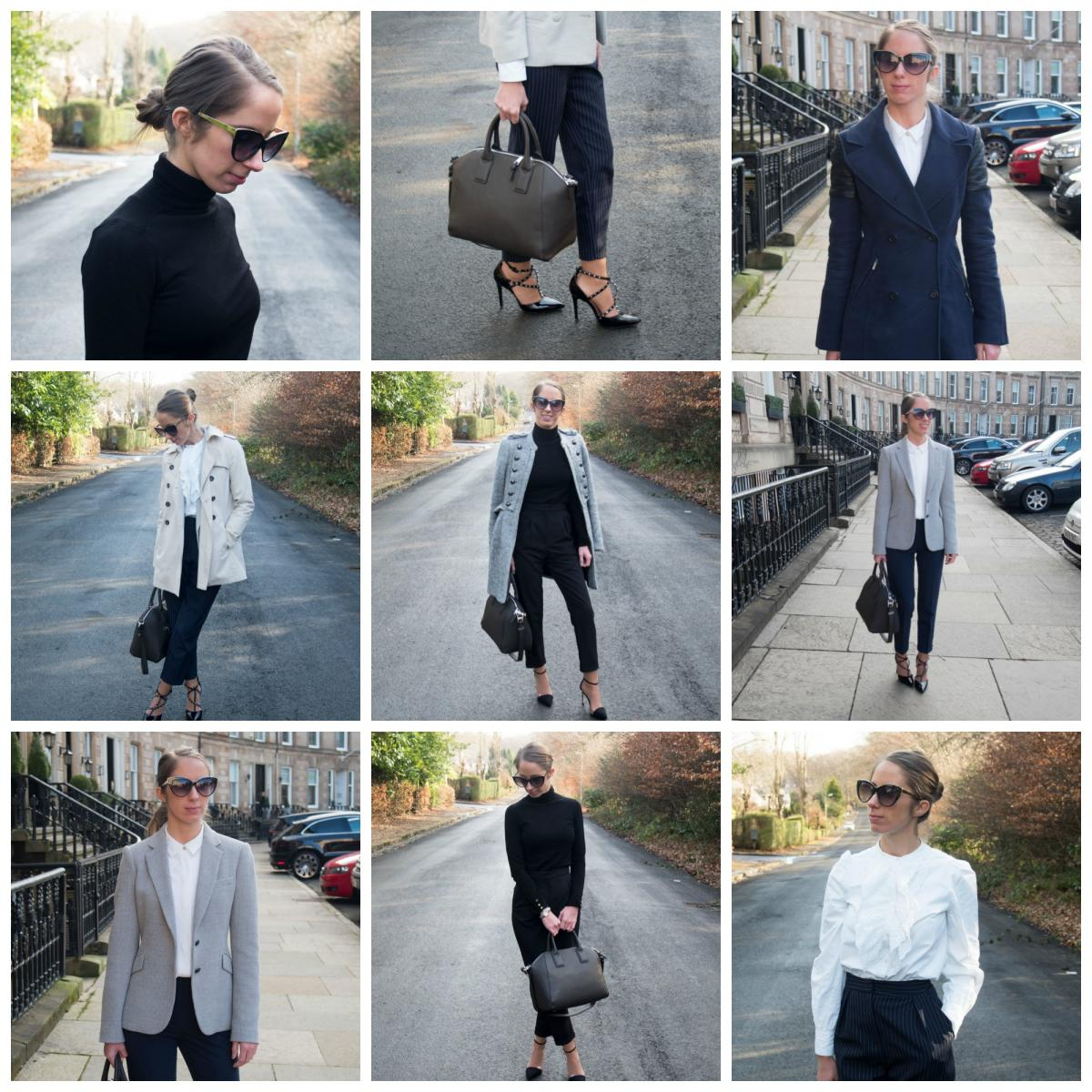 March Workwear Outfits