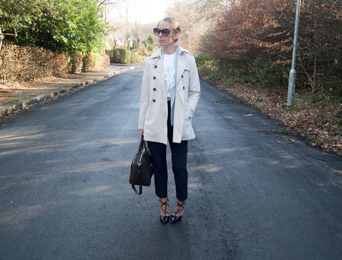 Petite-Paulina---Zara-White-Lace-Shirt-31