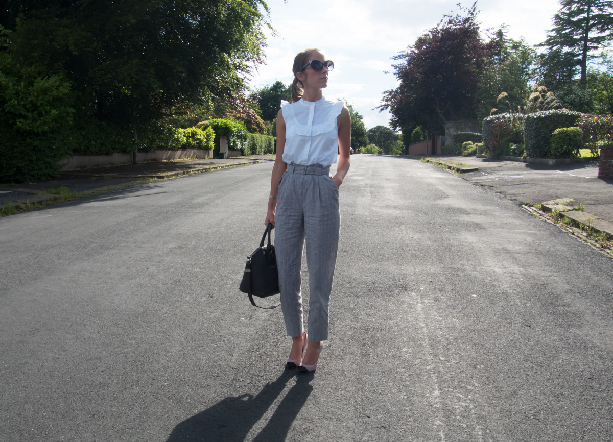 Petite-Paulina---Topshop-High-Waist-Trousers---Workwear-35