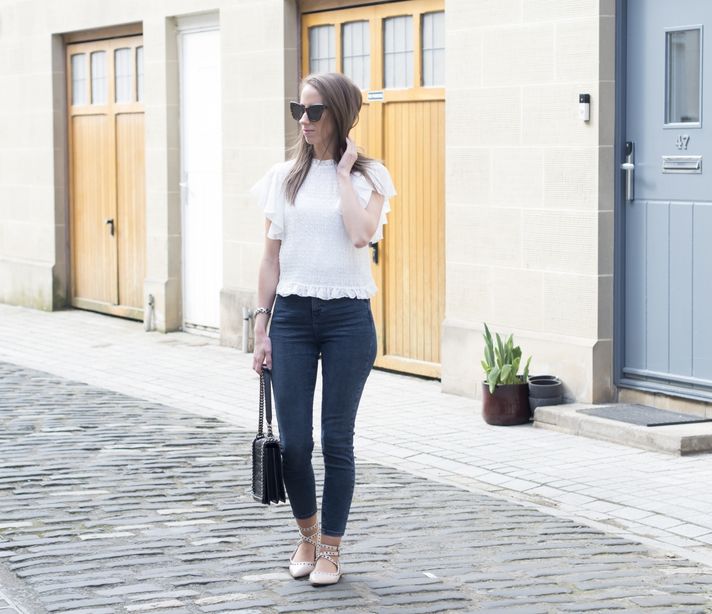 Perfect Spring Blouse