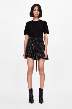 Polka Shorts