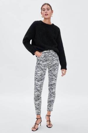 Zebra Jeans