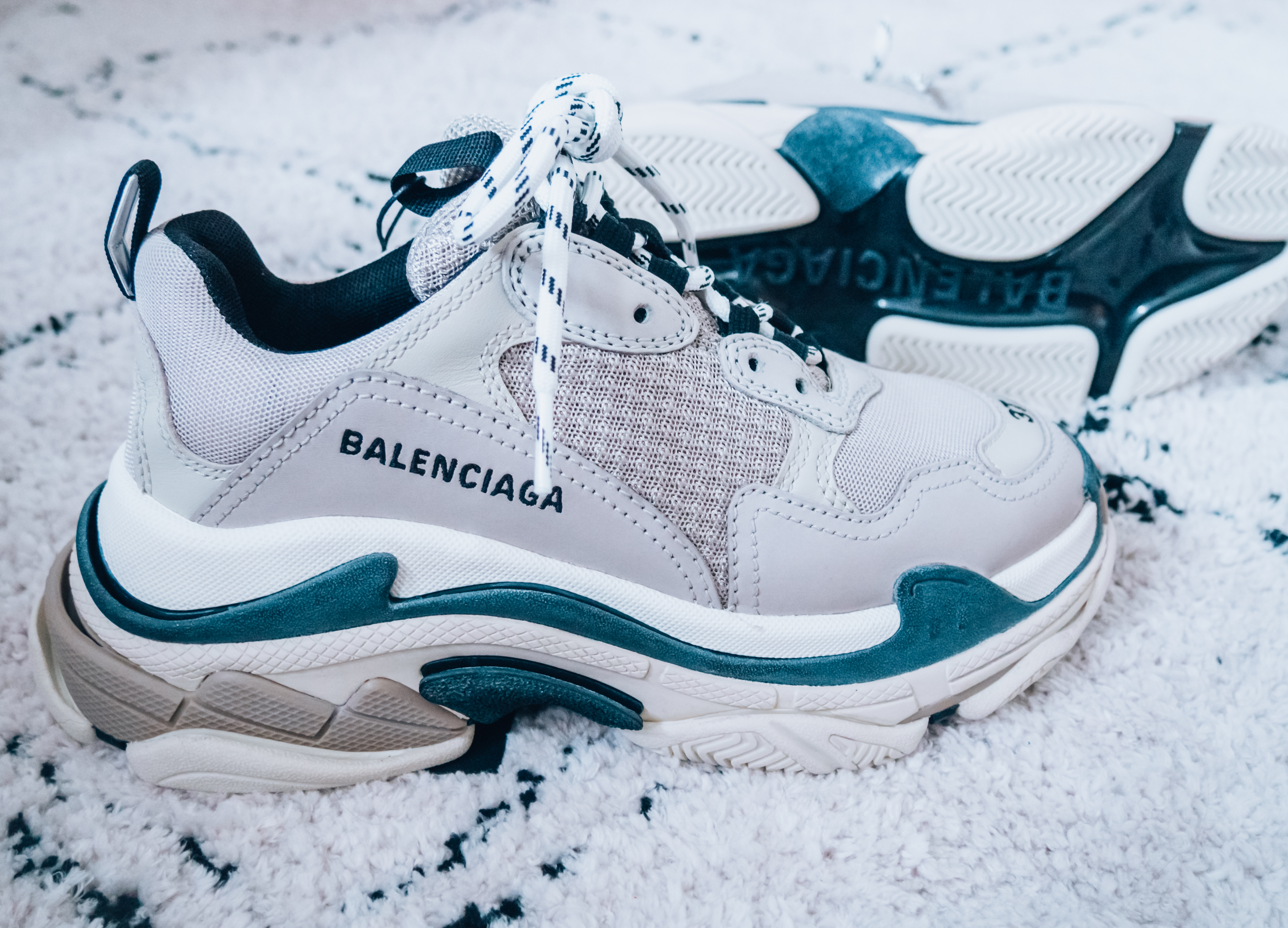 Balenciaga Shoes Track Sneakers Womens Size 39