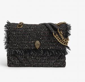 Tweed Kensington Bag