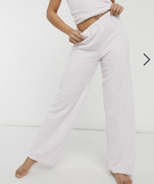 ASOS Fluffy Trousers