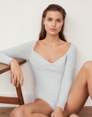 Cashmere Bodysuit