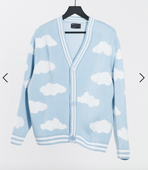 Cloud Cardigan