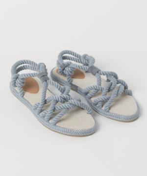 Rope Sandals