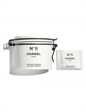 Chanel No 5 Bath Tablets