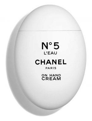 Chanel no 5 hand cream