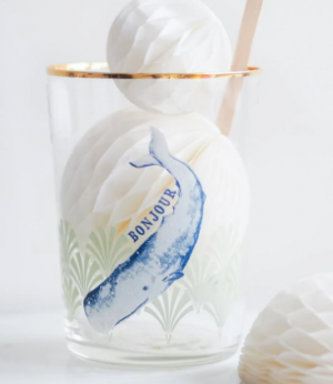 Whale Glass